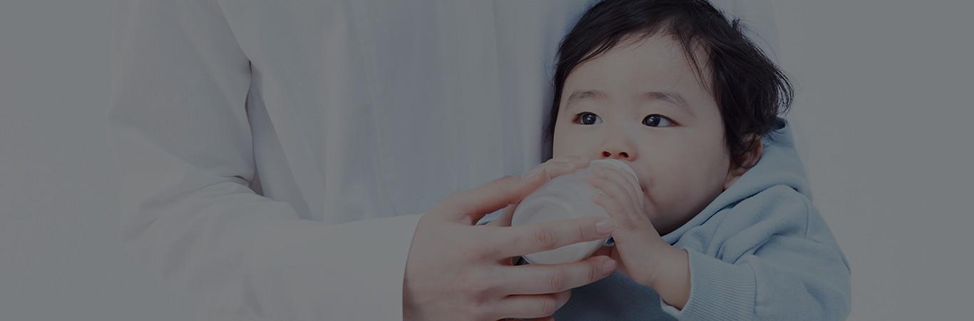 赤ちゃんにもママにも安全な天然水