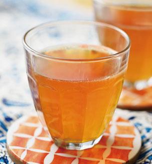 黒酢はちみつレモンジュース