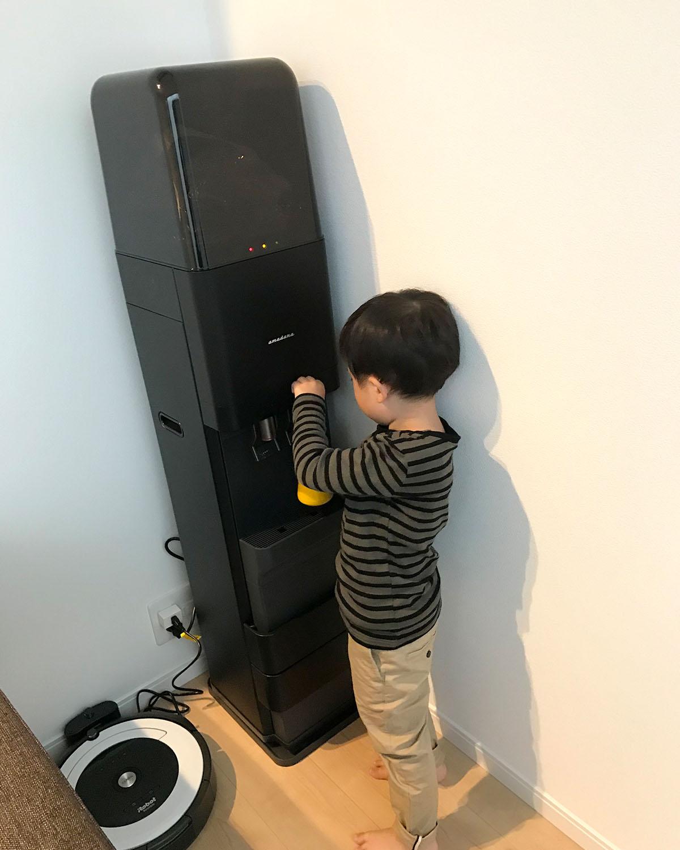器 サーバー 浄水 ウォーター