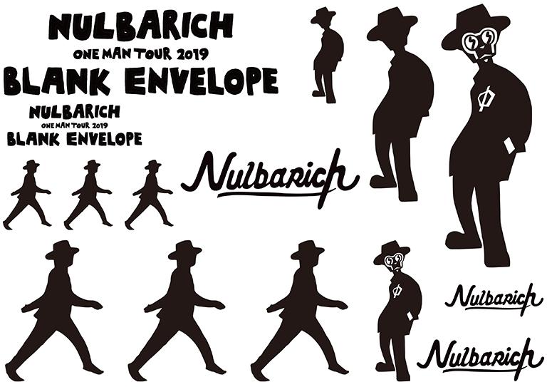 Nulbarich×PREMIUM WATERオリジナルステッカー
