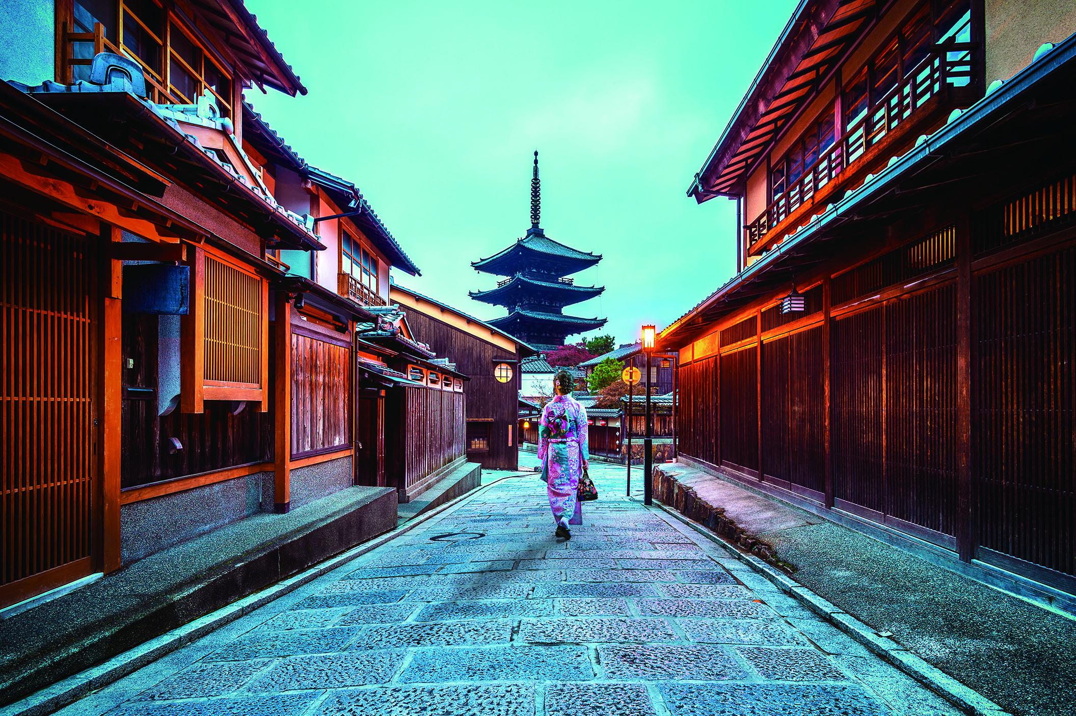 3等 京都ペア旅行